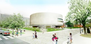 BIG Presents New Vision for Smithsonian Campus in Washington - Photo 5 of 8 -