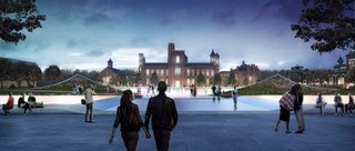 BIG Presents New Vision for Smithsonian Campus in Washington - Photo 6 of 8 -