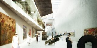 BIG Presents New Vision for Smithsonian Campus in Washington - Photo 7 of 8 -