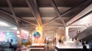 BIG Presents New Vision for Smithsonian Campus in Washington - Photo 8 of 8 -