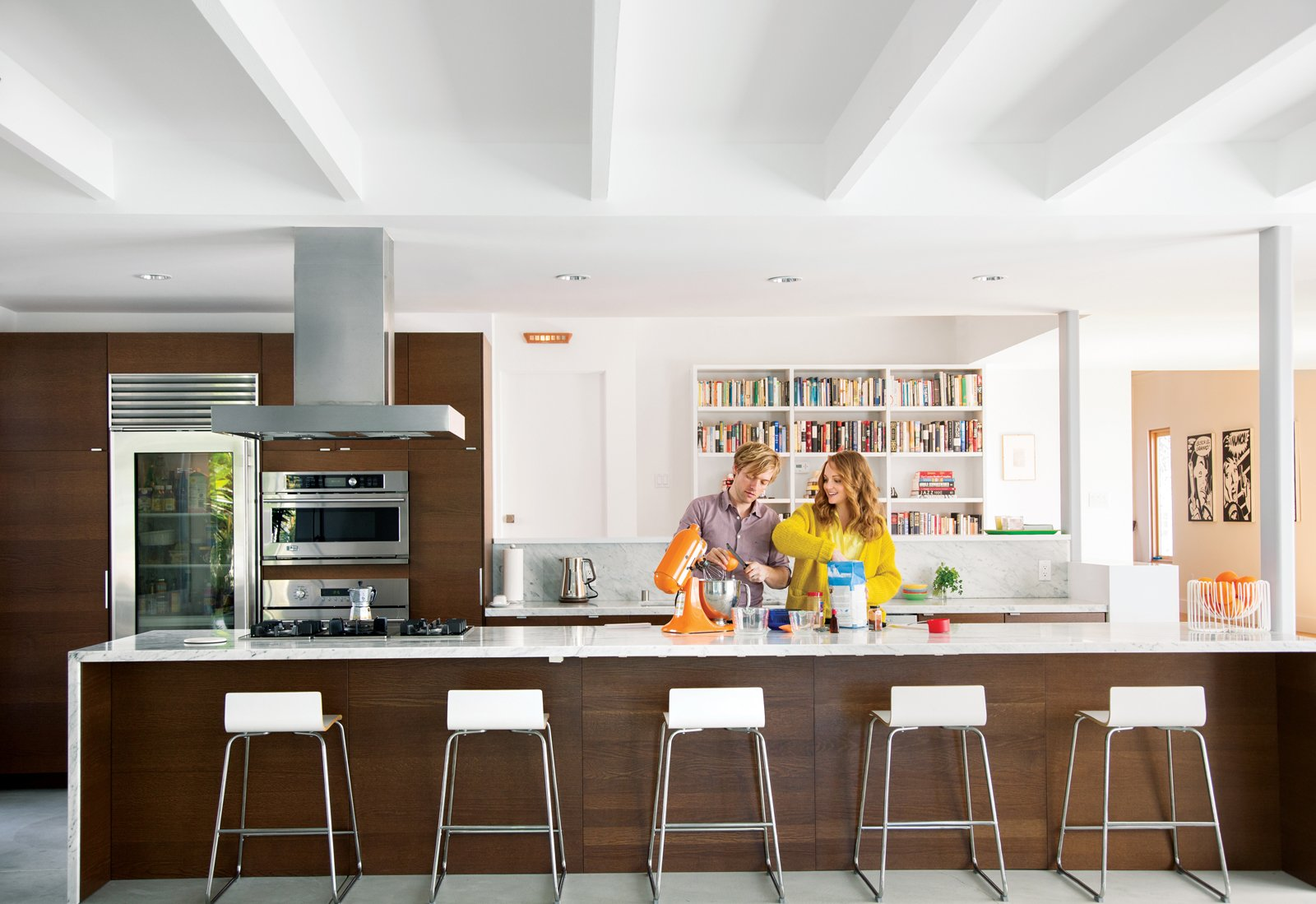 10 best modern kitchens dwell for Best modern kitchens