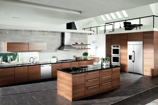 LG Electronics premium Studio line of kitchen appliances. Photo courtesy LG Electronics.