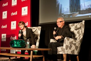 Architect Daniel Libeskind on Optimism and Drawing at Dwell on Design NY - Photo 1 of 3 -