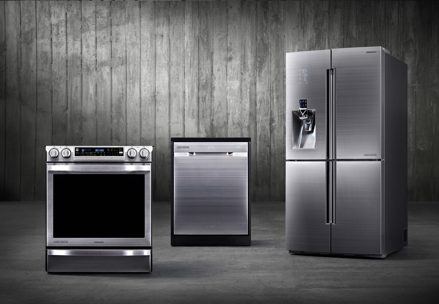 Samsung S New Kitchen Appliances Are Chef Tested Chef Approved Photo 1 Of