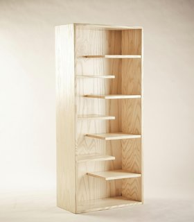 The Jeni bookcase.