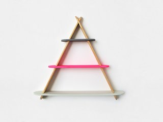 Product Spotlight: A-Frames by Chiaozza - Photo 5 of 5 - The A-Frame in Opera and Greys, $225
