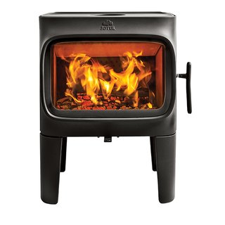 Modern Take on a Classic Cast-Iron Stove - Photo 2 of 5 -