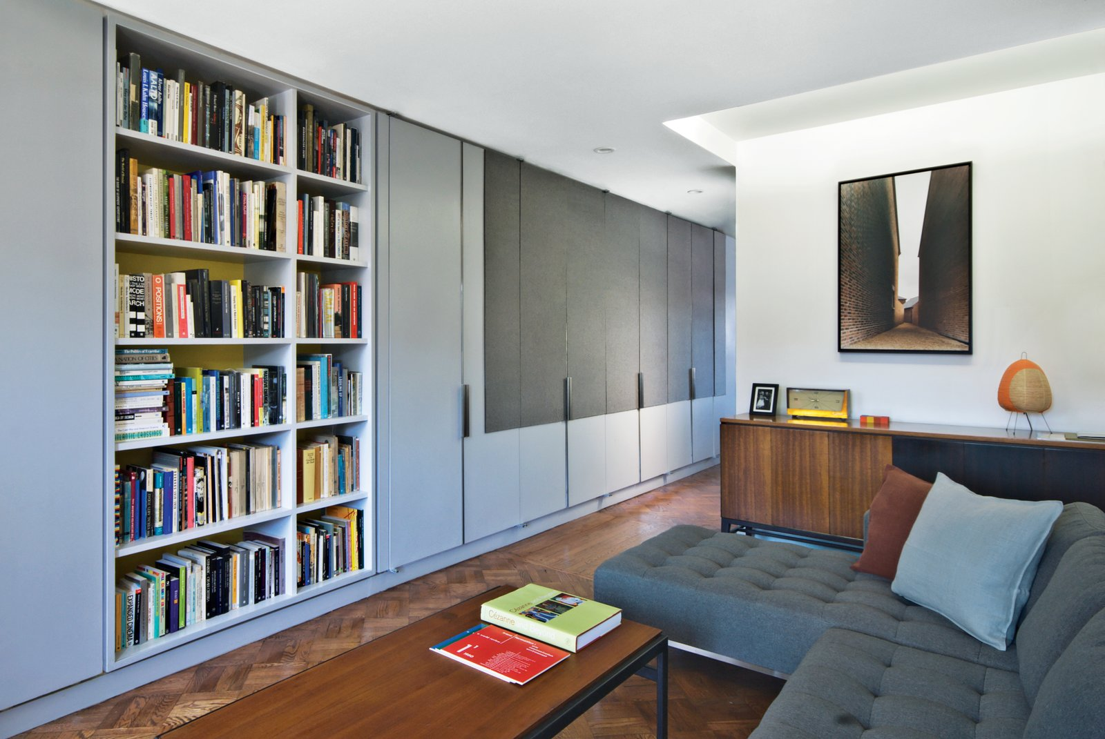 Space saving renovation in brooklyn collection of 4 photos - Small spaces tv show channel gallery ...