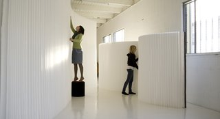 Molo's Softwall Room Divider - Photo 1 of 4 -