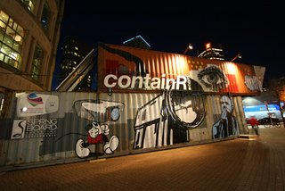 Container Cinema - Photo 1 of 5 - containR 2009