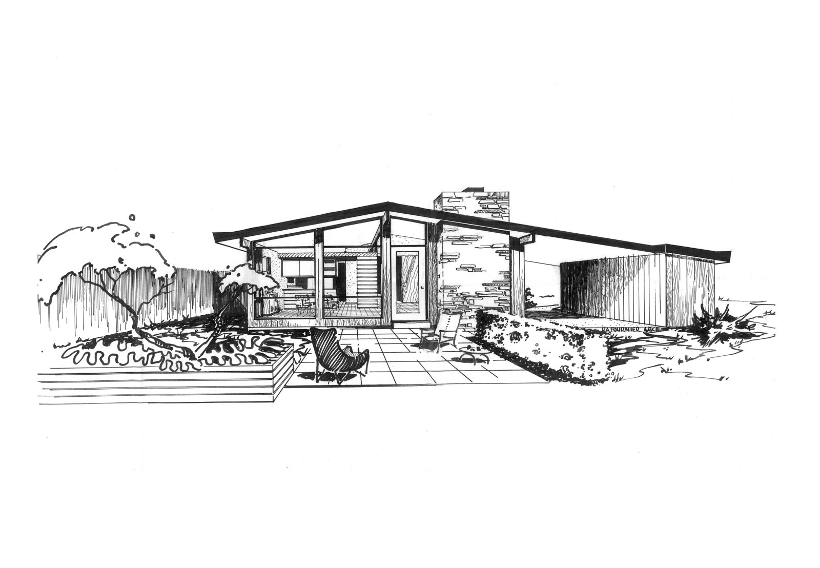 Pioneers Of Modern Architecture exhibit celebrates pioneers of st. louis suburban modernism - dwell