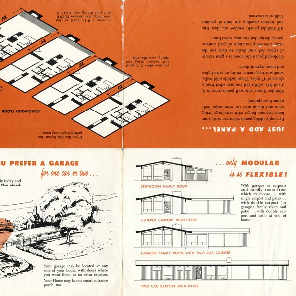 Another page of the brochure. Image courtesy of Maryville University.