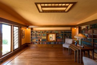 A Frank Lloyd Wright Gem in Los Angeles Reopens to the Public - Photo 3 of 6 -