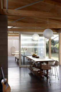 Off-the-Grid Island House in New Zealand Connects with the Outdoors - Photo 6 of 7 -