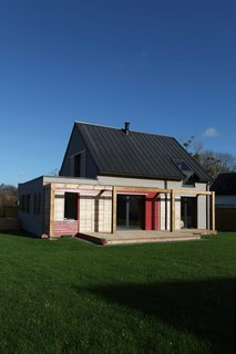 A Cozy, Well-Sealed Cottage in Northwest France Goes Green - Photo 2 of 7 -