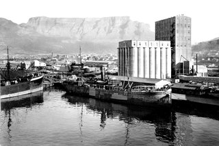 "Built in the 1920s, and used until the 1990s, the Grain Silo was once the tallest building in the city. It stands adjacent to both the V&A Waterfront, the upscale mall complex that is the single biggest tourist draw in the country, and a working harbor. ""It's been the elephant in the room,"" Heatherwick says.<br><br>Photo COurtesy: V&A Waterfront"