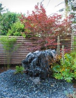 Creative Landscape Design for a Renovated Eichler in California - Photo 7 of 9 -