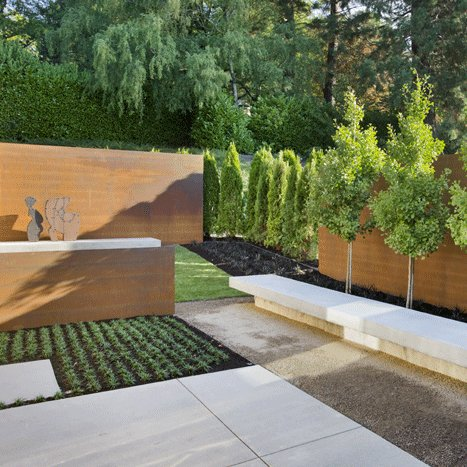 Modern Spaces in the Pacific Northwest by William Lamb from Urban Landscape