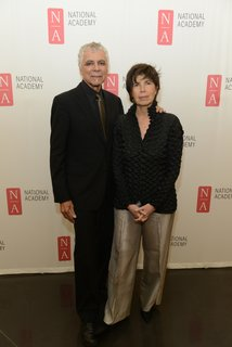 National Academy Honors Diller Scofidio + Renfro with the Lifetime Achievement Award - Photo 1 of 3 - Ricardo Scofidio and Elizabeth Diller established their practice in 1979; Charles Renfro joined in 1997 and became partner in 2004. Diller Scofidio + Renfro's unique ability to bridge the visual arts and architecture is evident in some of their greatest works in the New York City area. They have completed the redevelopment of the Lincoln Center for the Performing Arts, Phase I and II of the High Line, and are currently designing a new addition for the MoMA, the new Columbia Business School, and the Columbia University Medical Center Education Building.