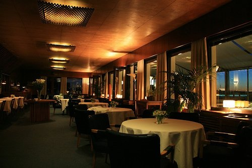 Restaurant Savoy (Helsinki, Finland: 1937)  Talk about high-profile openings: Aalto's discerning eye was responsible for the iconic look of this Finnish legend, from the birch veneers and club chairs to the iconic Savoy Vases. Fitting for the times, it boasted a state-of-the-art filtration system to pump out cigar smoke. Design Icon: 10 Buildings By Alvar Aalto - Photo 8 of 11
