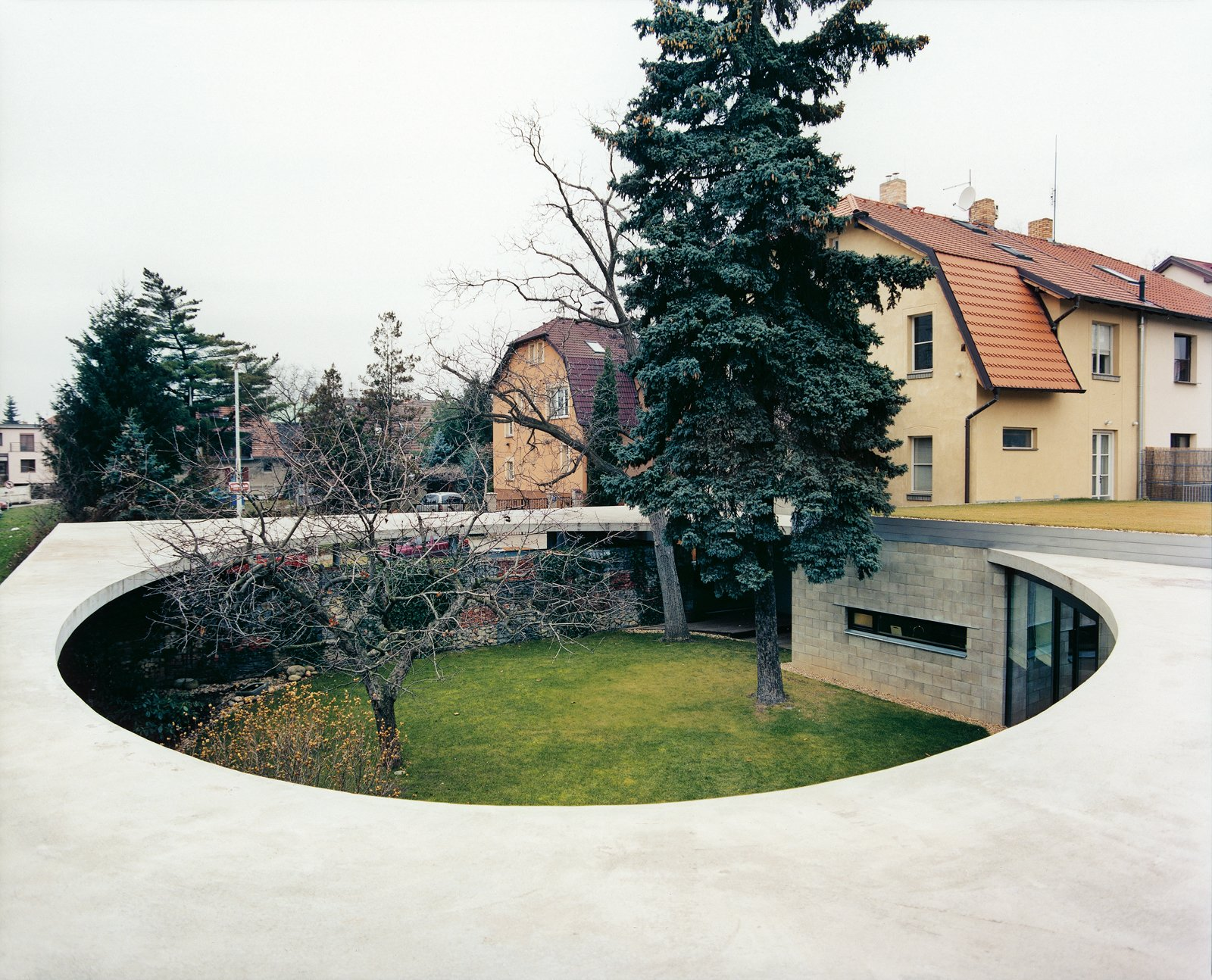 """The tension between old and new is easy to see in Prague, where Art Deco housing butts up uncomfortably with utilitarian tower blocks left behind after the Soviet invasion of 1968. Even the homeowners' attitude reflects this. """"I'm used to that antique style and always thought I would live like that,"""" Johana Ru˚žičková explains. """"I know that conflict."""""""