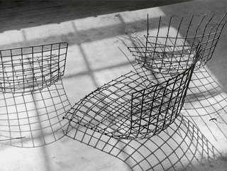 Design Classic: Bertoia Seating Collection - Photo 2 of 9 - The production of Bertoia chairs for Knoll started in 1952.