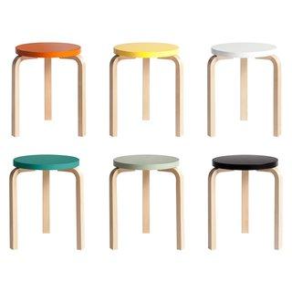 Design Classic: Alvar Aalto's Artek Stools