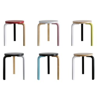 A Design Classic Reimagined: Artek Stool 60 - Photo 4 of 4 -