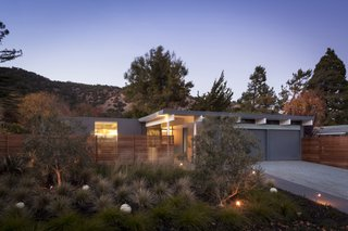 A Renovated Eichler Home in San Rafael, California - Photo 1 of 9 -