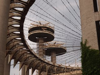 World's Fair Pavilion: Restoring the Tent of Tomorrow - Photo 2 of 6 -