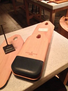 Another favorite find, these cutting boards are beautifully crafted and affordable.