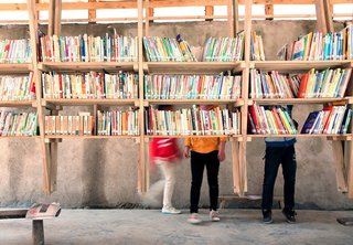 In China, a Library Doubles as an Earthquake Memorial - Photo 1 of 7 -