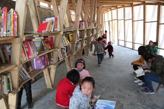 In China, a Library Doubles as an Earthquake Memorial - Photo 5 of 7 -