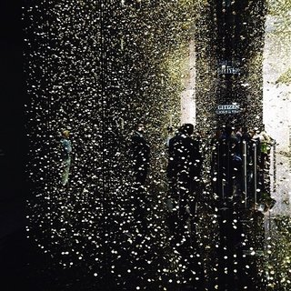 Milan Design Week: Day One - Photo 4 of 11 - A stunning installation for Citizen watches composed of 80,000 watch mechanisms.