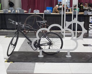 The Bicycle Rack Reimagined - Photo 4 of 8 -