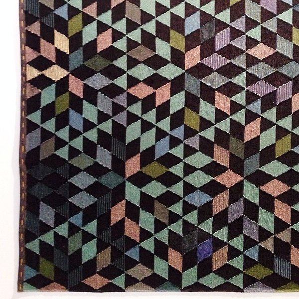 One of Golran's latest rugs for Salone del Mobile.