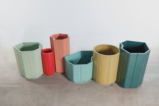 Contemporary Tables and Vases Join the East and the West - Photo 1 of 5 -