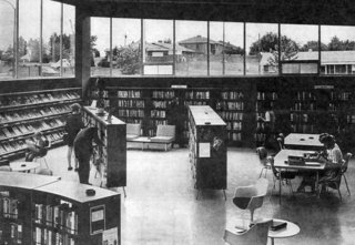 Near St. Louis, A Midcentury-Modern Public Library Faces Demolition - Photo 3 of 11 -