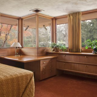 Accessible Frank Lloyd Wright House in Illinois Is Reborn as a Museum - Photo 6 of 8 -