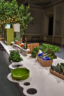 Best of Milan: Multi-Use Hubs Rethink the Kitchen - Photo 2 of 7 -