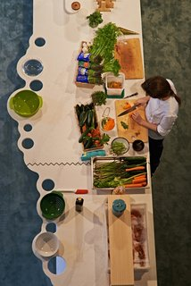 Best of Milan: Multi-Use Hubs Rethink the Kitchen - Photo 3 of 7 -