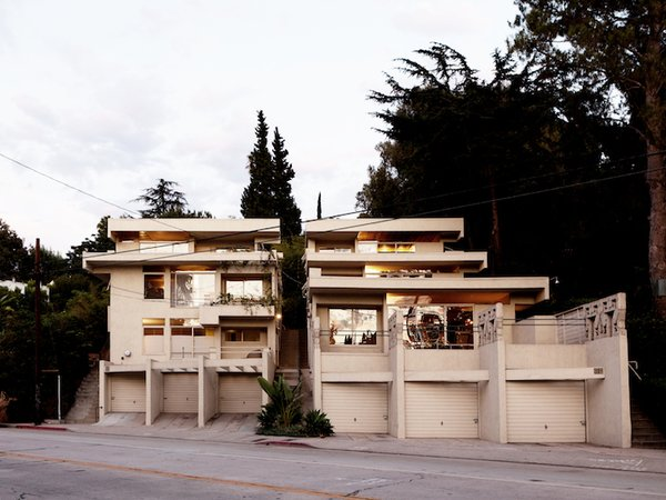 Schindler Architecture Tour with Los Angeles's MAK Center