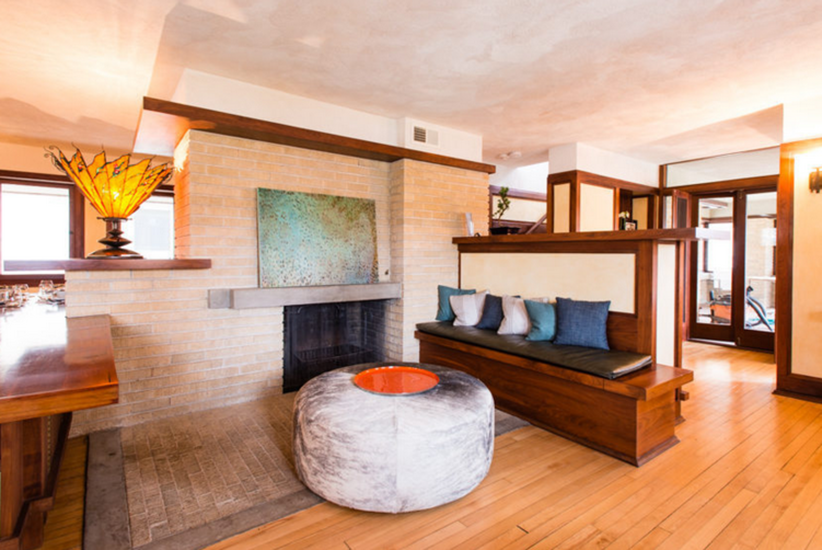 After a two year long renovation, the Frank Lloyd Wright's Emil Bach House will soon be open to the public. Curbed Chicago took a full tour of the thoughtful renovation. Photo by Nicholas James Mid Modern by Jonathan Simcoe