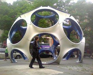 Design Icon: 8 Works by Buckminster Fuller - Photo 8 of 9 -