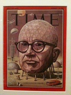 Design Icon: 8 Works by Buckminster Fuller - Photo 9 of 9 -