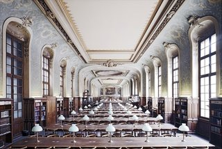 Photographer Candida Höfer's Lush Images of Architecture - Photo 4 of 9 -