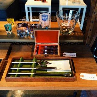 Shops We Love: Hugh - Photo 3 of 4 - A Kalmar bar set.