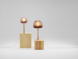 Peaking Lights: The Wobbelhead Lamp - Photo 1 of 1 -