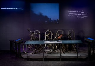 At Ground Zero Bedrock, the 9/11 Museum Prepares for Visitors - Photo 12 of 14 -