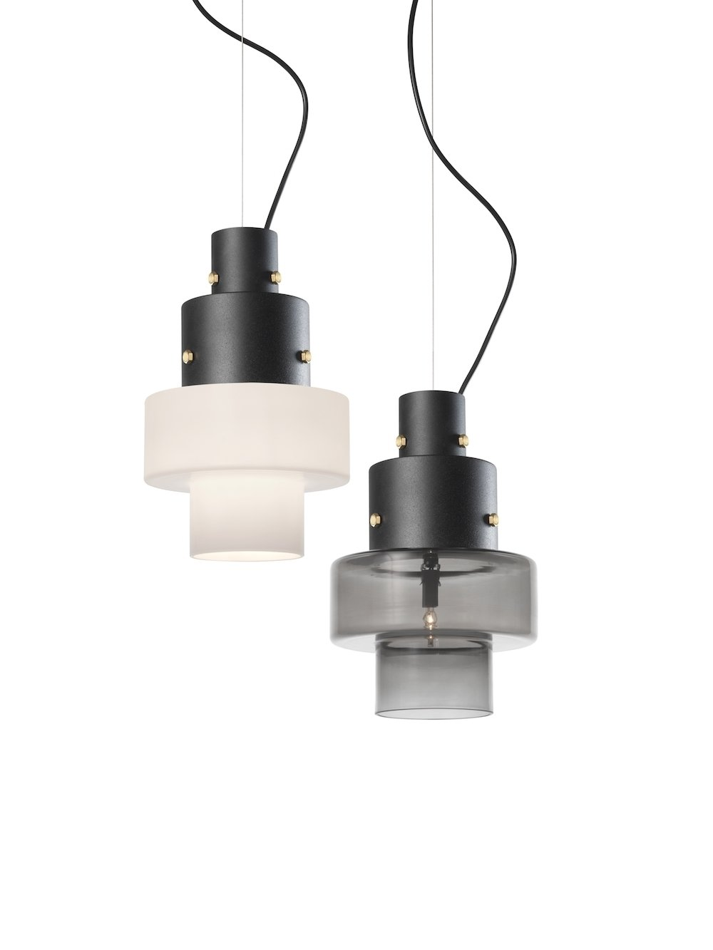 A whopping 12 new lighting designs will be shown at Foscarini, including pieces by Ludovica and Roberto Palomba, LucidiPevere, and a continuation of the company's collaboration with Diesel Living (shown here). 17 Greene Street  60+ Modern Lighting Solutions by Dwell from Things to See at ICFF 2014 and NYC Design Week